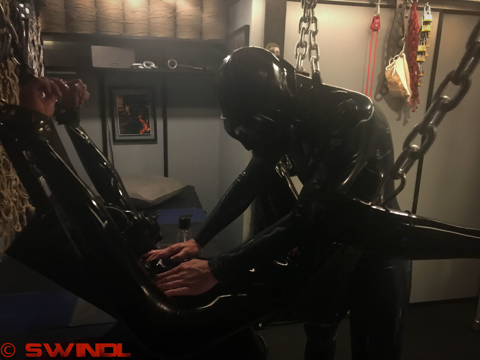 Rubber Gimps