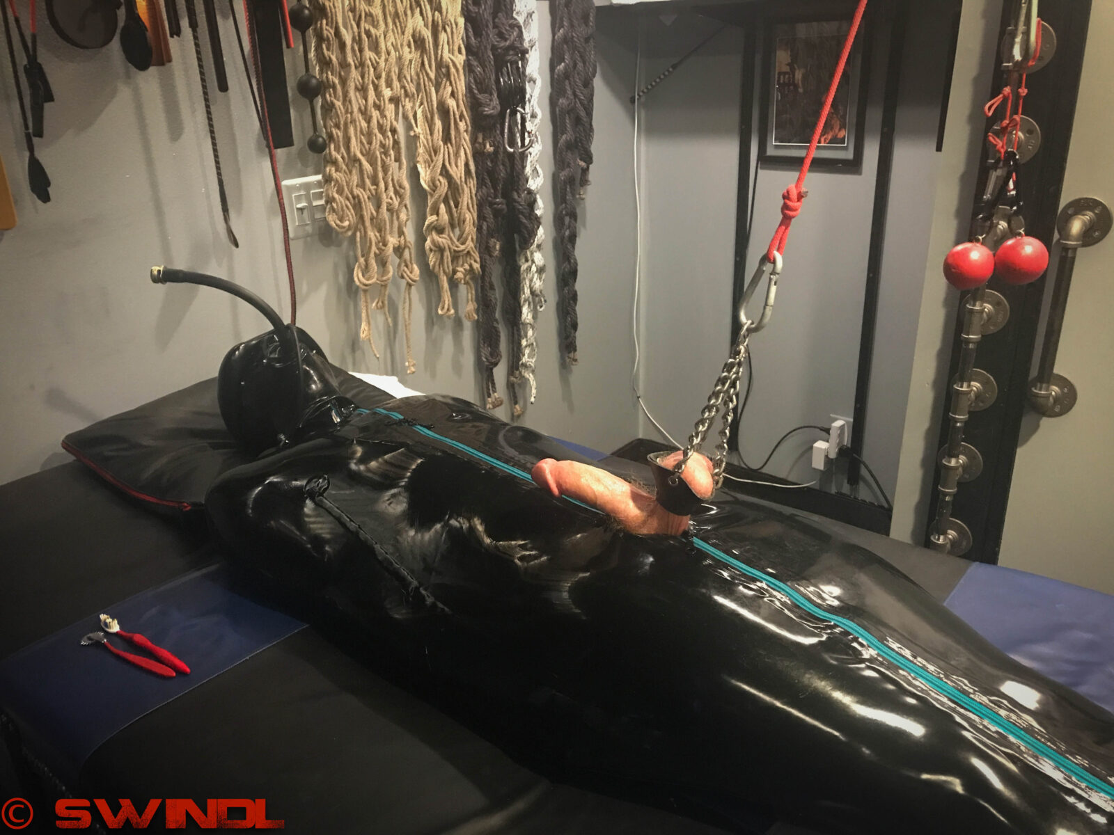 Rubber Encased Sleepsack
