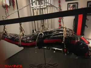 Mummified Suspension