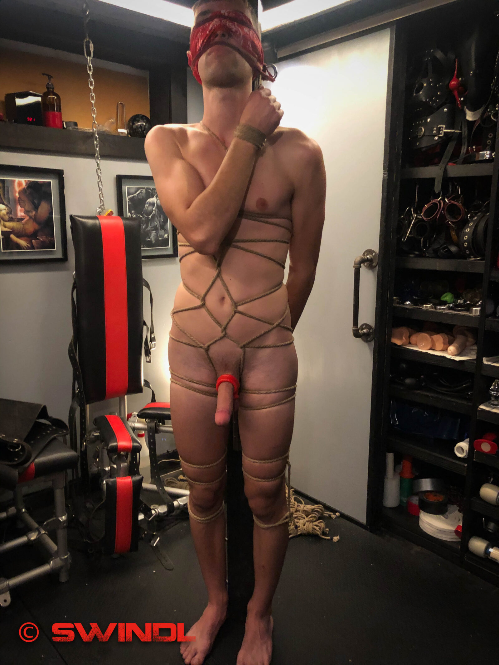 Bondage Post Play