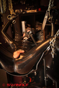 Rubberboy in Sling